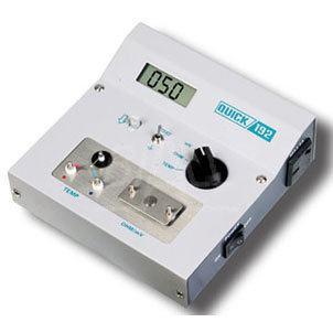 Zdjęcie produktu: Quick 192 Tester lutownic (Temp, mV, R)