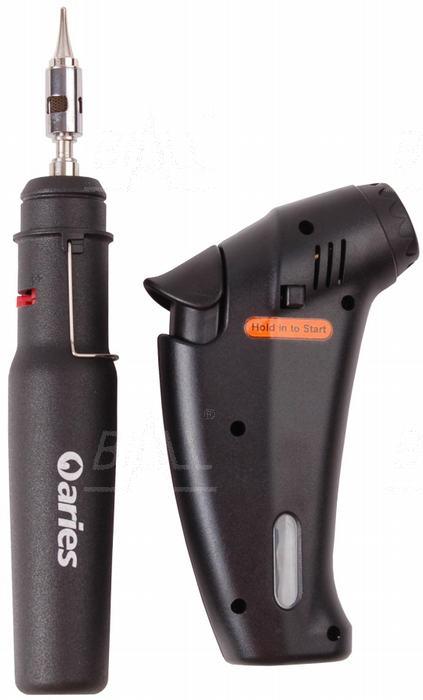Zdjęcie produktu: AR-XQ-One Lutownica + mini palnik gazowy zestaw Aries
