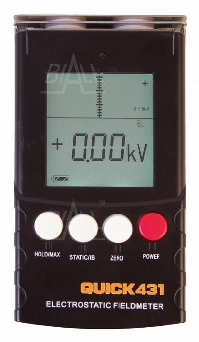 Zdjęcie produktu: Quick 431 Miernik pola elektrostatycznego