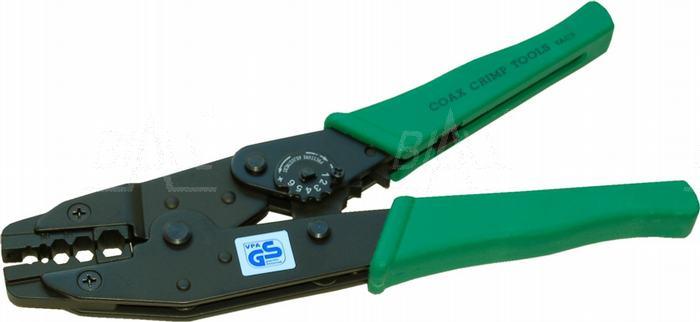 Zdjęcie produktu: OPT YAC3 Zaciskarka złącz koncentr. BNC 1.7-8.2 mm RoHS