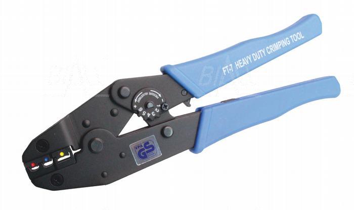 Zdjęcie produktu: OPT YYT7 Zaciskarka końcówek izolowanych 0,5-6mm2