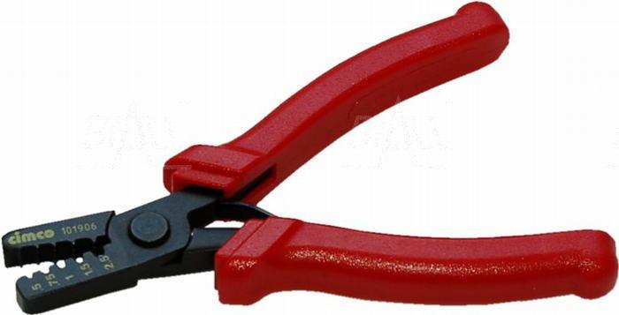Zdjęcie produktu: CIM-101906 Praska końc. tulejkowych 0,5-2,5mm2