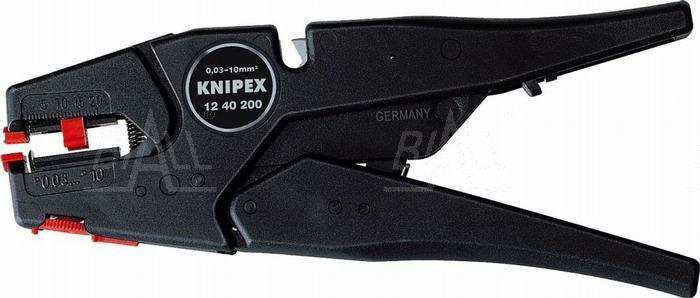 Zdjęcie produktu: KN-1240200 Automat.ściągacz izol. 0,03-10mm2