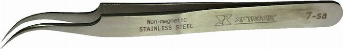 Zdjęcie produktu: Pinceta 7-SA ostra odgięta  115m   Xytronic