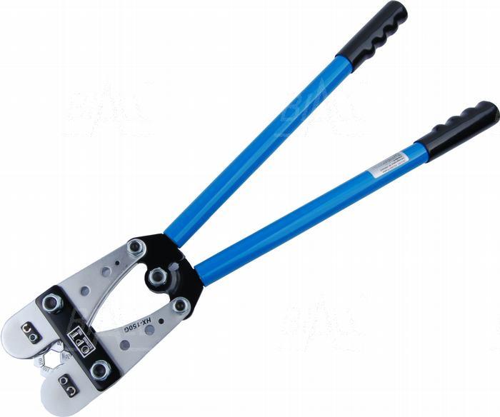 Zdjęcie produktu: OPT HX150G Zaciskarka heksagonalna końcówek rurowych Cu 25-150mm2 (standard)