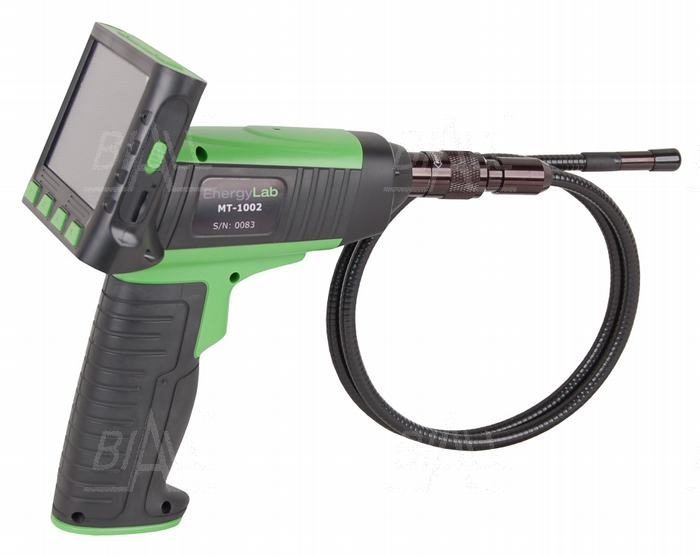 Zdjęcie produktu: Kamera inspekcyjna MT-1002-9-1 z sondą fi 9mm/ 1m