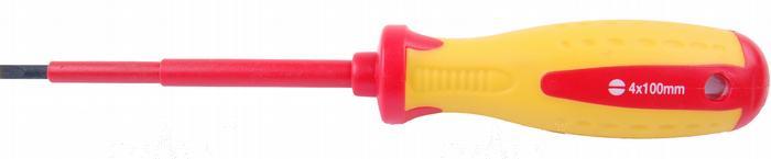 Zdjęcie produktu: OPT Wkrętak płaski izolowany 4,0x100 1000V VDE