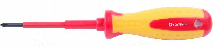 Zdjęcie produktu: OPT Wkrętak krzyżakowy izolowany PH0x75 1000V VDE