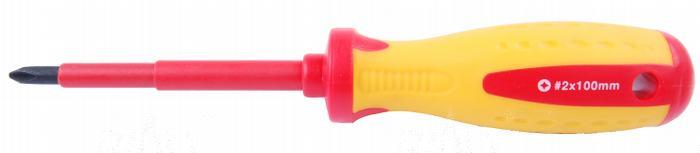Zdjęcie produktu: OPT Wkrętak krzyżakowy izolowany PH2x100 1000V VDE