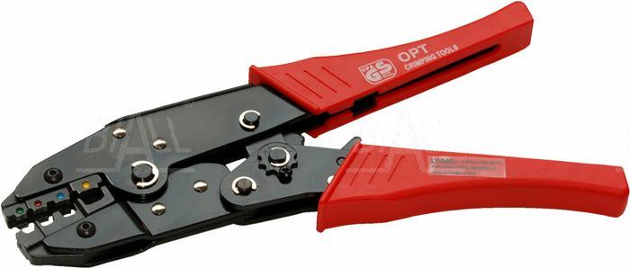 Zdjęcie produktu: OPT LY04C Zaciskarka końcówek izolowanych 0,14-6mm2
