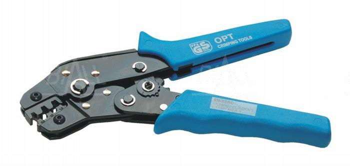 Zdjęcie produktu: OPT SN15RC Zaciskarka konektorów nieizolowanych 0,5-1,5mm2 AWG 20-16