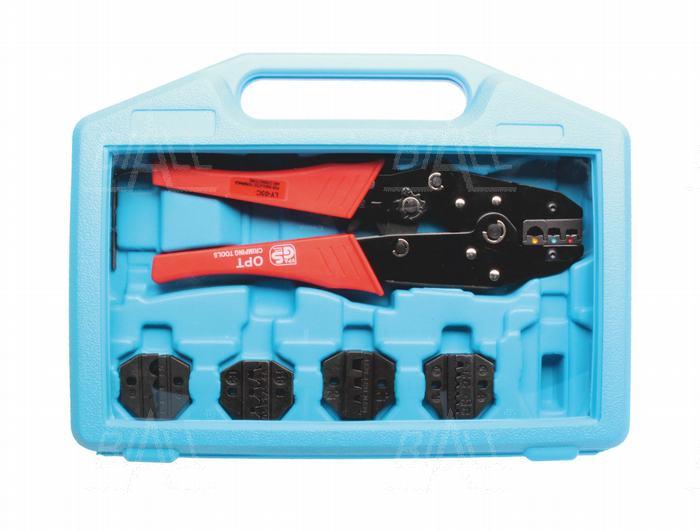 Zdjęcie produktu: OPT LY03C-5D Zestaw narzędzi do końcówek kablowych