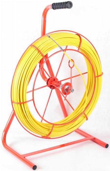 Zdjęcie produktu: OPT Wciągarka/pilot do przewodów F06100R na bębnie 6mm/100m