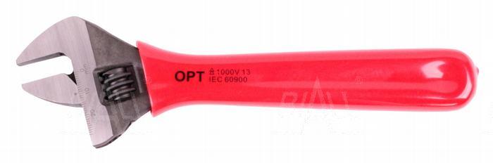 """Zdjęcie produktu: OPT AW8 Klucz nastawny 8"""" izolowany 1000V"""