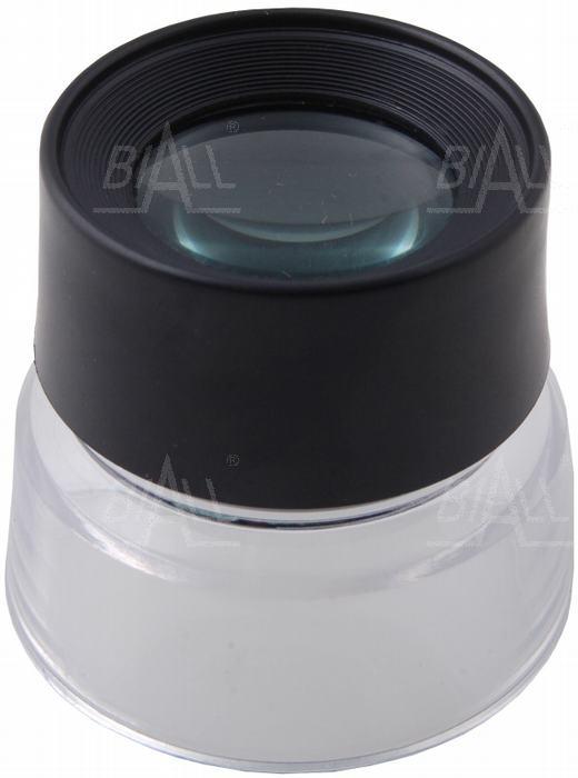Zdjęcie produktu: Lupa stołowa LS30 średnica 30mm powięk. 10D ( x3.5 )