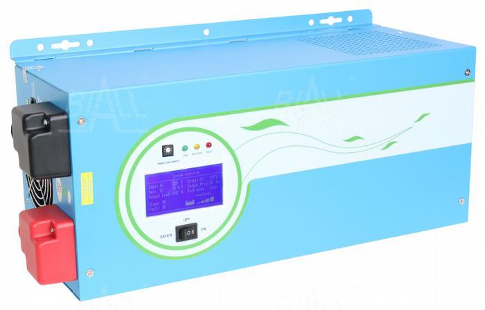 Zdjęcie produktu: Inverter solarny i UPS  PSW7-2000W/230VAC/24VDC  priorytety: grid-solar