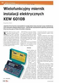 KEW6010B